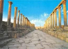 """Jordan The """"Street Of Pillars"""" - Jerash - Jordan"""