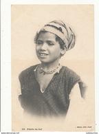 ALGERIE FILLETTE DU SUD CPA BON ETAT - Algeria