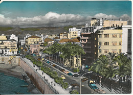 Lebanon Postcard Sent To Denmark Beyrouth 1-12-1960 (Frenche Avenue) - Liban