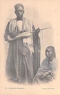 Afrique > Sénégal  Halamkat Sénégalais  (avec Femme) (Luth Xalam Musqiue Musicien)(Fortier Dakar N° 39) * PRIX FIXE - Sénégal