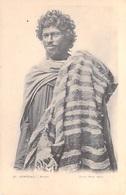 Afrique > Sénégal  MAURE (type Sénégalais Homme) (Cpa  Dos:SIMPLE Fortier Dakar N° 20) * PRIX FIXE - Senegal