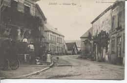 CPA - ANOST - GRANDE RUE - - France
