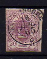 1865-73   Armoiries,  21, Cote 90 €, - 1859-1880 Armoiries