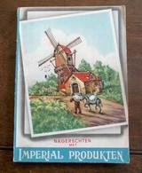Oud Boek  NAGERECHTEN Met  IMPERIAL  PRODUKTEN 1958 - Recettes (cuisine)