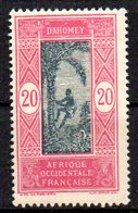 Col 13 /    Dahomey   N° 85 Neuf  X MH  Cote : 0,30 € - Unused Stamps
