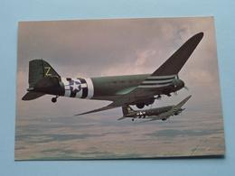 DOUGLAS C-47 SKYTRAIN / SKY TROOPER ( 10 - After The BATTLE ) Anno 19?? ( See / Voir Photo ) ! - Matériel