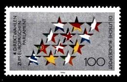 Allemagne 1994  Mi.:nr.1724 Vierte Direktwahlen Zum Eu-Parlament  Neuf Sans Charniere / Mnh / Postfris - Neufs