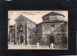 85360    Italia,   Bologna,   Chiesa S.  Stefano,  Facciata Battistero,  NV - Bologna
