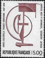 France - 1988 Yt 2551 Hommage A Leon Degand - Francia