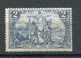 Deutsches Reich Mi Nr. 64I* - Katalogpreis 140 Euro - Germania