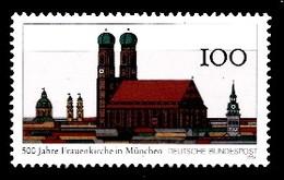 Allemagne 1994  Mi.:nr.1731 500.Jahre Frauenkirche München  Neuf Sans Charniere / Mnh / Postfris - Neufs