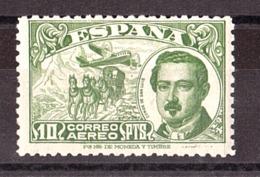 Espagne - 1945 - PA N° 229 - Neuf * - Comte De San Luis - Poste Aérienne