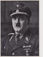 DEUTSCHLAND, DEUTSCHE REICH   --  JULIUS SCHRECK   --  SS ~ OBERFUHRER  ~~  17 Cm X 12 Cm - 1939-45