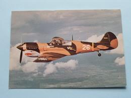 CURTISS P-40 N-40 WARHAWK ( 13 - After The BATTLE ) Anno 19?? ( See / Voir Photo ) ! - Matériel
