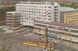 CARTOLINA - POSTCARD - DANIMARCA - COPENHAGEN - VIEW OVER VESTERBRO PASSAGE - Danimarca