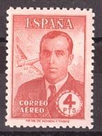 Espagne - 1945/46 - PA N° 231 - Neuf * (tc) - Carlos Haya Gonzalez - Poste Aérienne
