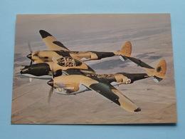 LOCKHEED P-38J LIGHTNING ( 11 - After The BATTLE ) Anno 19?? ( See / Voir Photo ) ! - Matériel