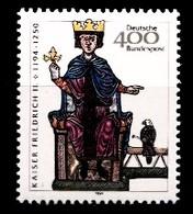 Allemagne 1994  Mi.:nr.1738 Geburtstag Von Kaiser Friedrich II  Neuf Sans Charniere / Mnh / Postfris - Neufs