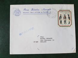(29620) STORIA POSTALE ITALIA 1976 - 6. 1946-.. Republic