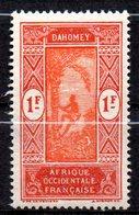 Col 13 /    Dahomey   N° 92 Neuf  XX MNH  Cote : 1,50 € - Dahomey (1899-1944)