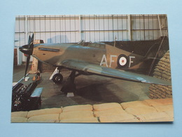 HAWKER HURRICANE I, P2617 ( P195 - After The BATTLE ) Anno 19?? ( See / Voir Photo ) ! - Matériel
