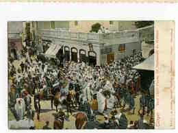C 281  -  Tanger  -  Soco  Chico  -  Pascua Del Nacimiento De Mahoma - Tanger