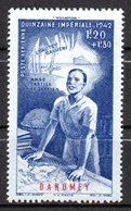 Col 13 /    Dahomey  PA  N° 9 Neuf  XX MNH  Cote : 1,10 € - Unused Stamps