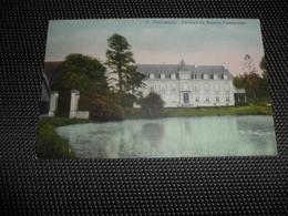 Overyssche  Overijse  Château Du Notaire Vandevelde  -  Gekleurd - Overijse