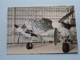 MESSERSCHMITT Bf 110G-4D/R3, 730301 ( P203 - After The BATTLE ) Anno 19?? ( See / Voir Photo ) ! - Matériel