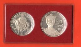 Ungheria Hungary Hongrie 50 + 100 Forint St. Stephen + Box - Ungheria