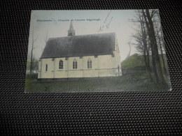 Overyssche  Overijse   Chapelle De L' Ancien Béguinage  -  En Couleurs  Gekleurd - Overijse