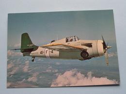 GRUMMAN F4F-4 WILDCAT ( 1 - After The BATTLE ) Anno 19?? ( See / Voir Photo ) ! - Matériel