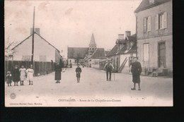 CPA805.....CHEVAGNES - France