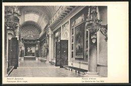 AK St. Petersburg, Palais D`Hiver, La Galerie De L'an 1812 - Russland