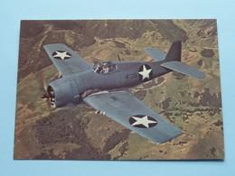 GRUMMAN F6F-3 HELLCAT ( 3 - After The BATTLE ) Anno 19?? ( See / Voir Photo ) ! - Matériel