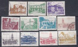 Afrique Du Sud N° 506 / 22 O  : La Série Courante Incomplète ( Manquent  509 Et 514) Les 15 Vals Oblitérées Sinon TB - Afrique Du Sud (1961-...)