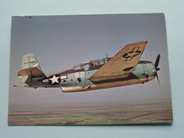 GRUMMAN TBF-1 AVERGER ( 4 - After The BATTLE ) Anno 19?? ( See / Voir Photo ) ! - Matériel