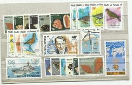 Wallis, Lot De Timbres Modernes Neufs ** Cote YT 90€ - Colecciones & Series