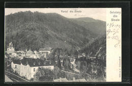 AK Sinaia, Gesamtansicht - Romania