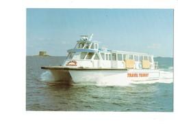 Cpm - Trident Catamaran Ferry Between Guernsey & Herm - Bateau - - Barche