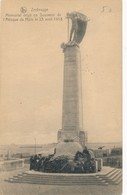 CPA - Belgique - Zeebrugge - Mémorial - Zeebrugge