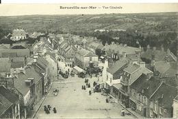 BARNEVILLE SUR MER (50)  - Vue Générale - Barneville