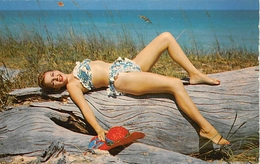 SPECIAL US PIN-UPS 1960 // TIME OUT FOR SUN - Pin-Ups