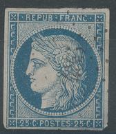 Lot N°47748  N°4, Oblit PC 486 Bourgoin, Isère (37), Ind 3, Bonnes Marges - 1849-1850 Ceres