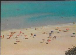 CUBA - PLAYA DE VARADERO - SCRITTA AL RETRO - Cartoline