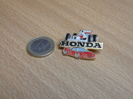 HONDA  MARLBORO. - Honda