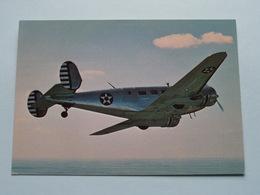 BEECH C-45 EXPEDITER ( 9 - After The BATTLE ) Anno 19?? ( See / Voir Photo ) ! - Matériel