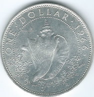 Bahamas - Elizabeth II - 1966 - Dollar - KM8 - Bahamas