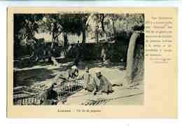 C 288  -  Louxor  -  Un Lit De Paysan - Louxor