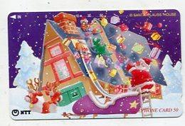 TK 02035 CHRISTMAS - JAPAN - Tamura 231-062 - Christmas
